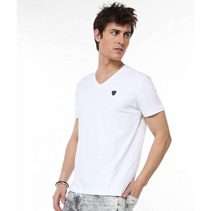 Rougeskins T-shirt Wasabi - Blanc à prix pas cher