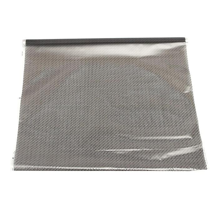 UNIVERSAL 0.5M x 10M Carbon Fiber PVA Water Transfer Printing Film Hydrodipping Film noir à prix pas cher
