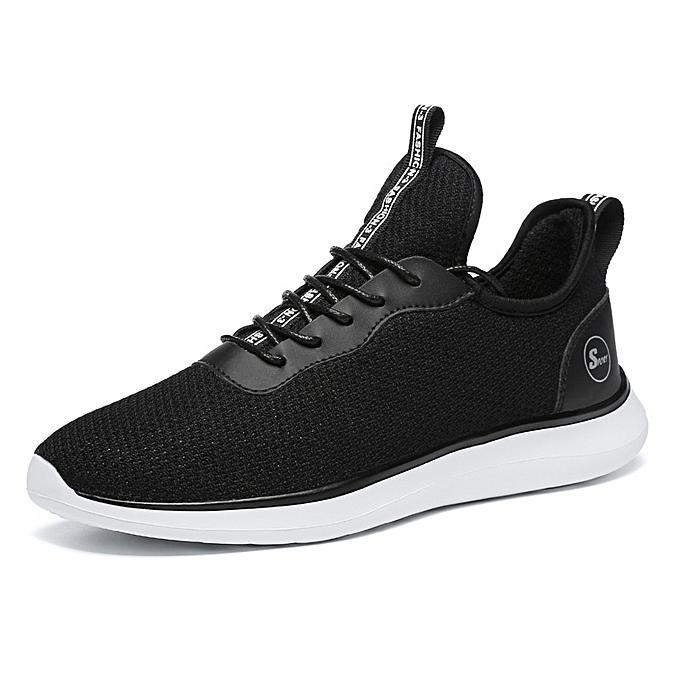 Autre Men's Mesh Sports chaussures Breathable Lightweight baskets à prix pas cher    Jumia Maroc