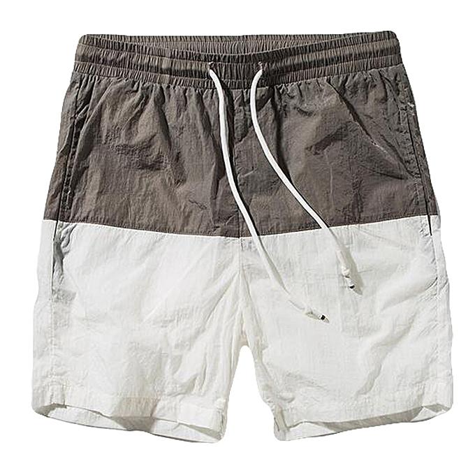 Fashion Men's Summer New Style Fashion Jogger Shorts Recreational Sports Fitness Pants à prix pas cher