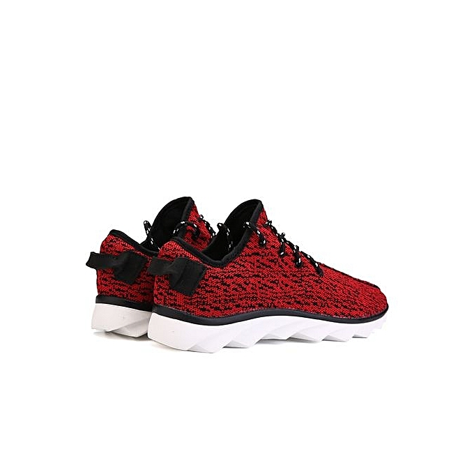 HT Wo  Breathable Sport Shoes Outdoor à Running Jogging Shoes -Red à Outdoor prix pas cher    Jumia Maroc e931a8