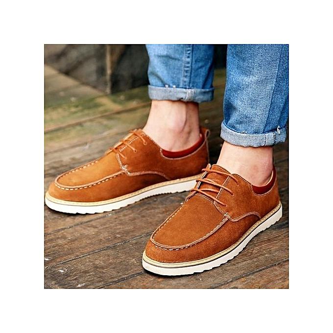 Générique pas  's Business Casual Leather Shoes à prix pas Générique cher  | Jumia Maroc 6c6ff1