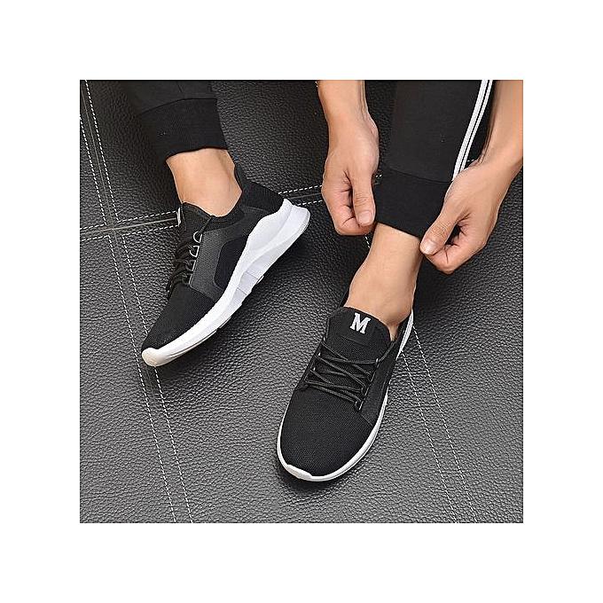 Generic Wohommes mode comfortable lumièreweight Décontracté chaussures à prix pas cher