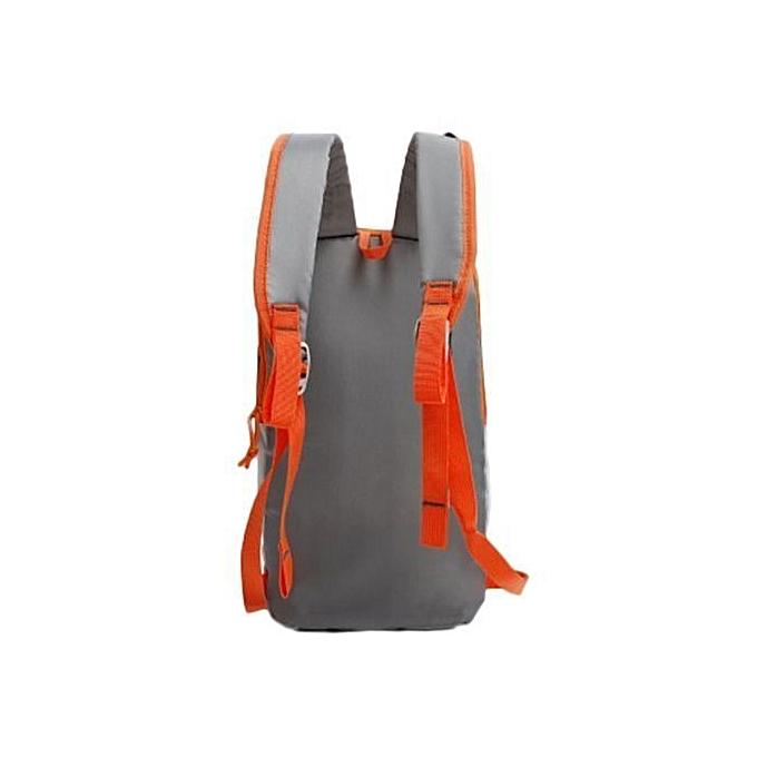 Fashion Outdoor Travel Backpack Waterproof Small Climbing Bag Camping Hiking Fishing Sport Bag 15L à prix pas cher