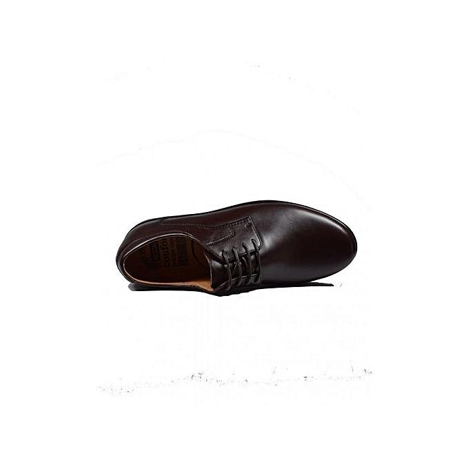 Confort Médical Chaussure Médicale HG387 Marron cher 100% Cuir Véritable à prix pas cher Marron  | Jumia Maroc df2f7c