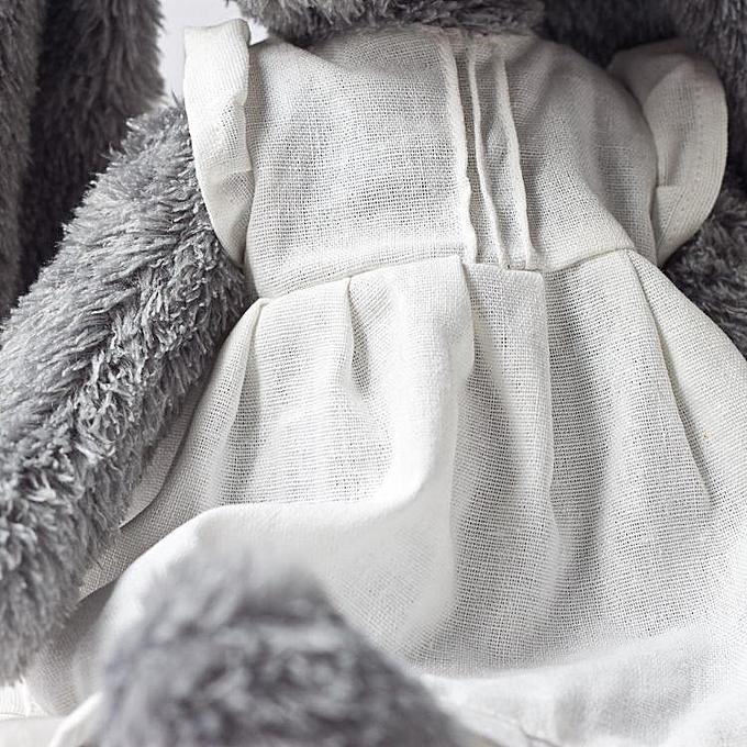 OEM Dabron foreign trade doll plush toy sarong jupe rabbit nouveau doll   blanc jupe à prix pas cher