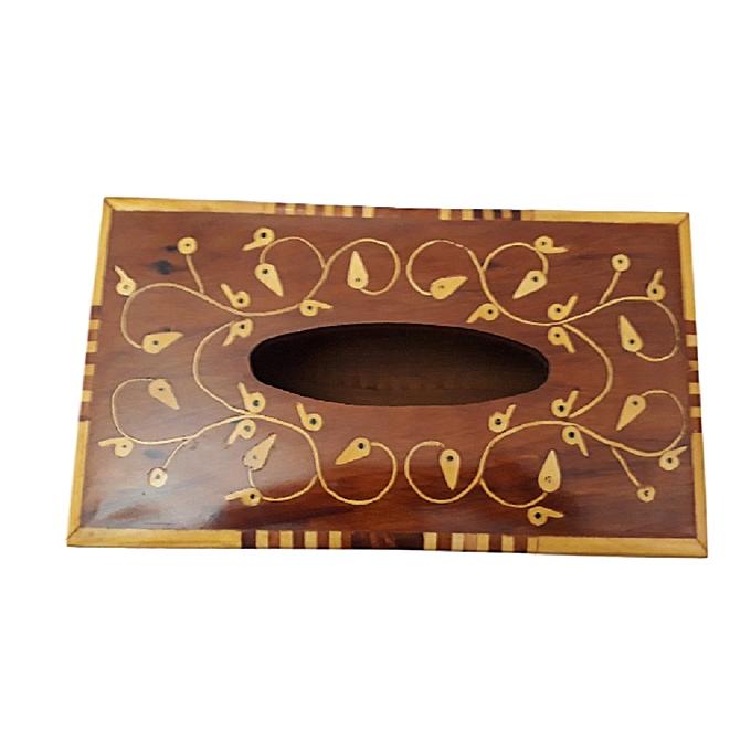 ... Magnifique boite à mouchoirs, de fabrication artisanale, en loupe de  thuya - Araar decor 88de7462585