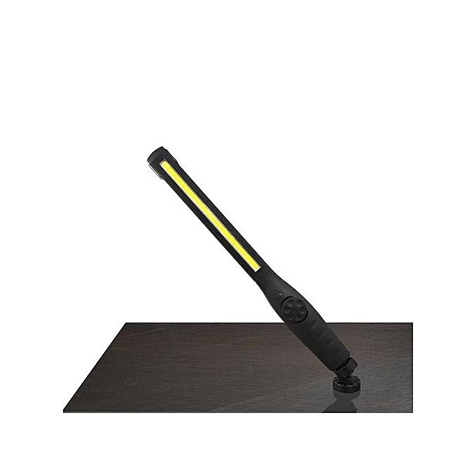 Generic Haojks-New 410 Lumen Rechargeable COB LED Slim Work Light à prix pas cher