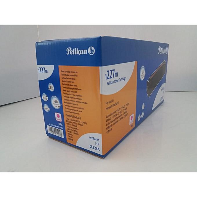 PELIKAN Toner Magenta PELIKAN (1 750 pages) équivalent à HP 128A (CE323A) à prix pas cher