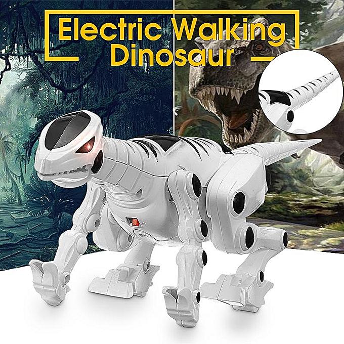 OEM Le vieil arbre Jurassic Monde Robot Dinosaure Électronique Jouet Pet Robot Jeu Éducatif Cadeau à prix pas cher