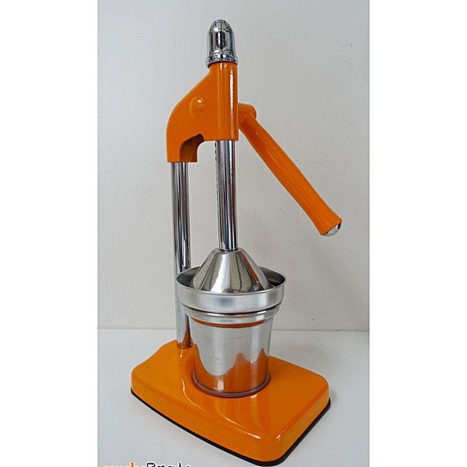 Jus centrifugeuse presse agrumes manuel levier en - Presse agrume manuel a levier ...