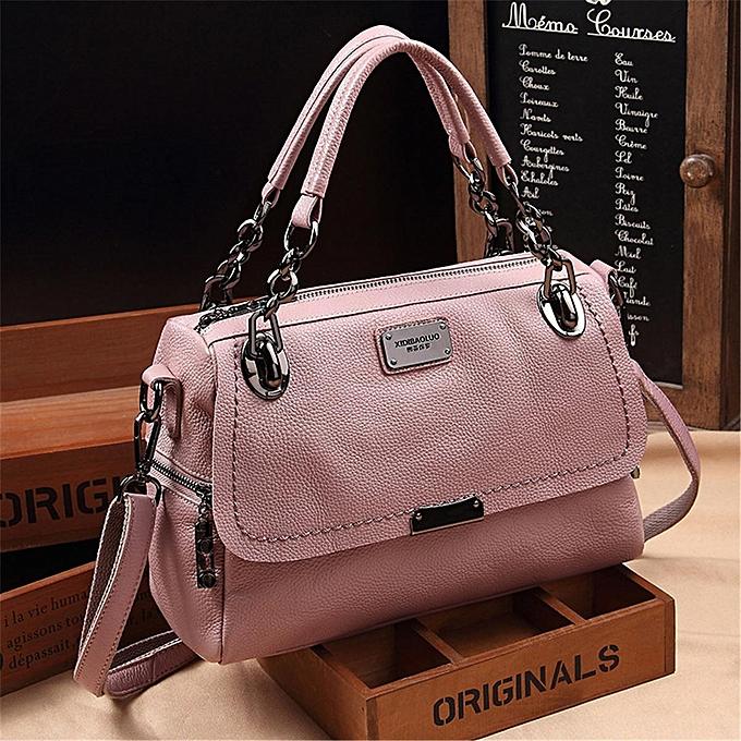 Fashion Chain portable slung shoulder flip with leather fashion handbag à prix pas cher