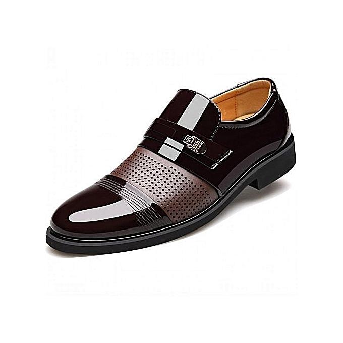 Générique Refined Large Size Leather Shoes Big Size Hollow Out Man Man Out Africa Gentle Wedding Leather Shoes Luxury Brand 39-48 -Marron  à prix pas cher  | Jumia Maroc ddecd1