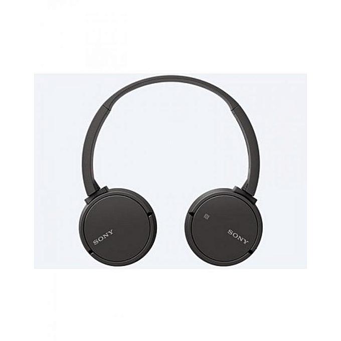 Sony Mdr Zx220bt Casque Bluetooth Noir à Prix Pas Cher Jumia Maroc