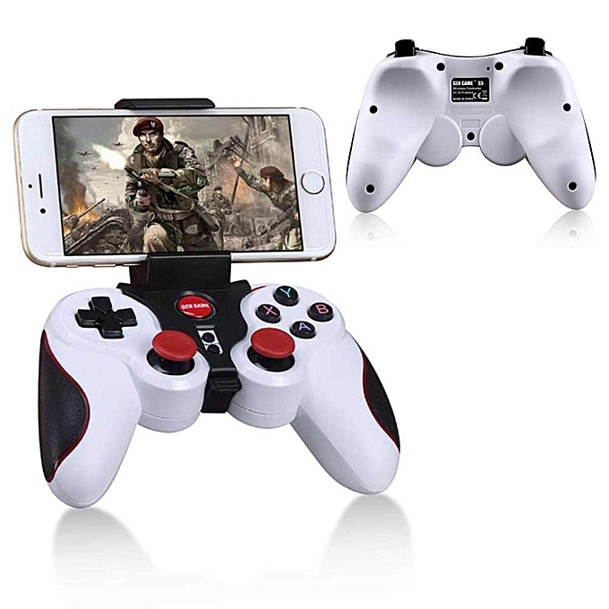 Other Wireless Gamepad Gaming Remote bleutooth Controller Gen Game S5 Joystick LBQ à prix pas cher