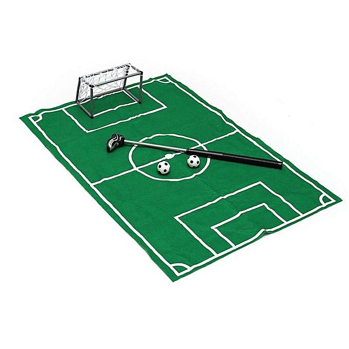 OEM Novelty Bathroom Toilet Mini Football Goal Net Kit Trainer Funny Game Gift Toy à prix pas cher