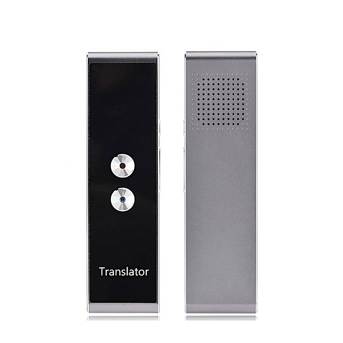 Other Pocket Language Translator Voice 30 Languages Two Way Real Time Intercom Portable Translator For Personal Learning Travelling WAAAA à prix pas cher