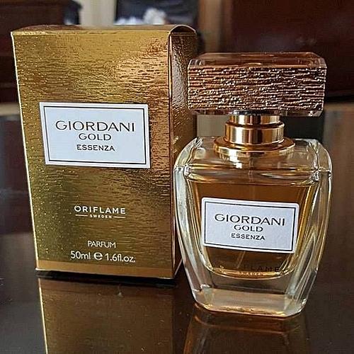 Oriflame Parfum Giordani Gold Essenza 50 Ml Pour Les Fammes à Prix