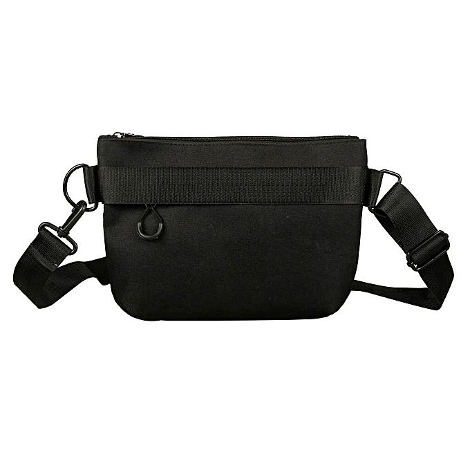 Other Maison Fabre Messenger bag men messenger bags femmes Leisure Shopping Travel Canvas Shoulder Bag Handbag Inclined      G0304 25(noir) à prix pas cher