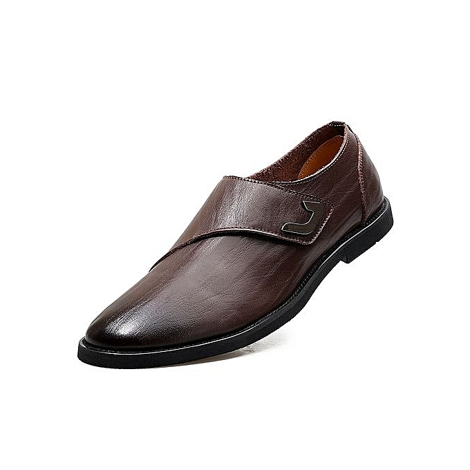 Zant Genuine Leather   Formal Shoes British Sytle | Loafers Slip-On à prix pas cher  | Sytle Jumia Maroc 23cab7