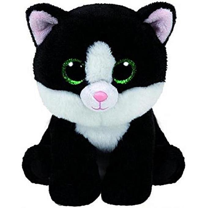 Autre Ty Beanie Boos Cat Plush Toy Doll Stuffed Animal 6  15cm(Ava the cat) à prix pas cher