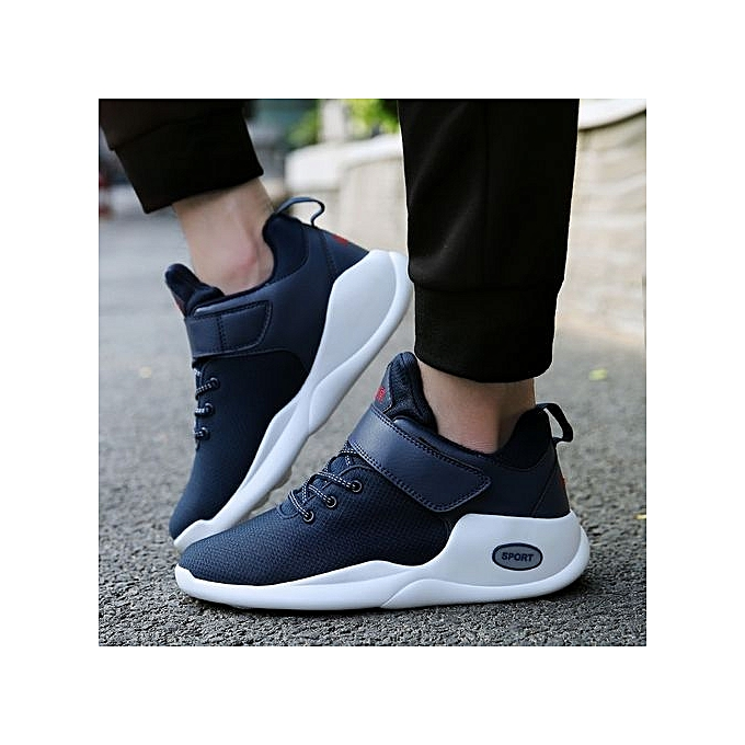 HT  's Breathable Sport Shoes Outdoor Running Running Outdoor Jogging Shoes Plus Size à prix pas cher  | Jumia Maroc c97377