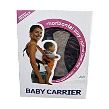 3286f10c734 Porte bébé Baby carrier enfants - Bleu Marine   4 X 1 de 1 à 9