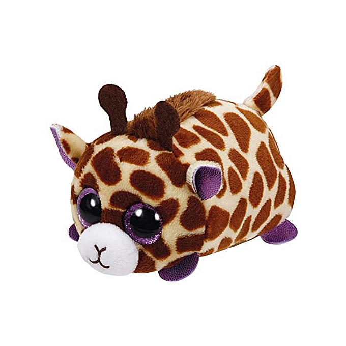 Autre TY Beanie Boo Teeny Tys Plush blanc Owl Pig Monkey Fox Husky Crocodile Dog Unicorn 9cm Big Eyes Dog Plush Toy Doll   Enfant Gift(Army vert) à prix pas cher
