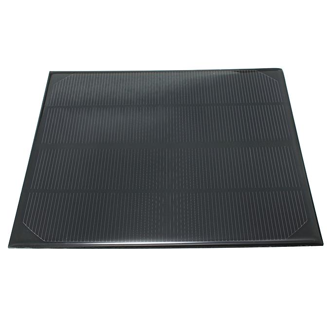 UNIVERSAL Solar Panel 6V 4.5W 520mA Mini Mono small solar cell PV module charger 6VDC DIY à prix pas cher
