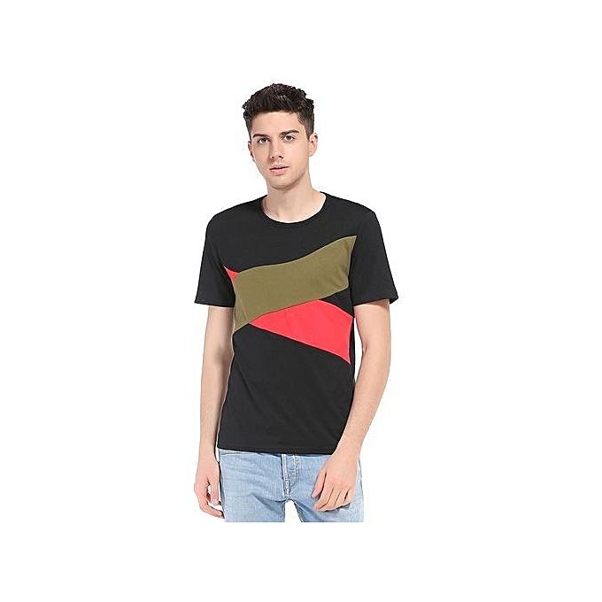 mode Hommes& 039;s grand Taille T-shirt Polo European Style Chest manche courte à prix pas cher