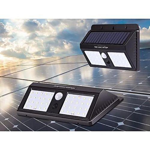 40 Solar Haut Led Étanche Détection Soleil Lumière Du Lampe Solaire Avec Qualité Puissant Mouvement La De Rechargé Murale Par Light TFlc13KJ
