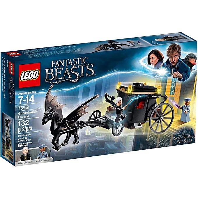 Lego Harry Potter - L'évasion de Grindelwald à prix pas cher