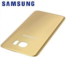 82fb96c249d5b Samsung غطاء البطارية الخلفي لكالاكسي اس 7 ذهبي