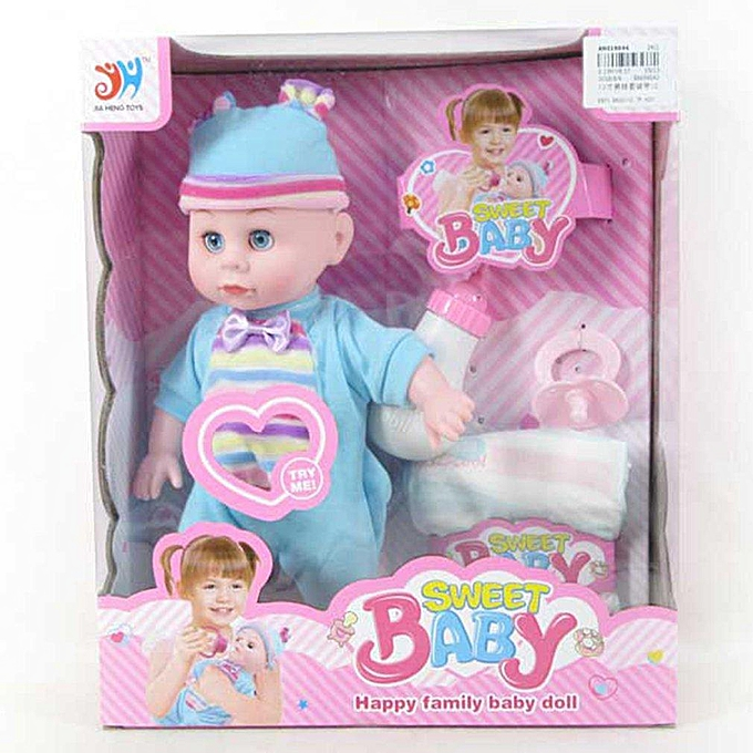 Autre UR 12 pouces   Doll Set Avec Ic Doll Girls Home Décoration pour les enfants à prix pas cher