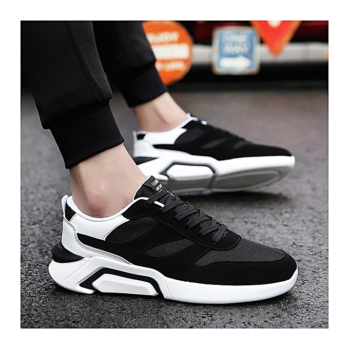 OEM New trend cool board running Chaussure s sports and leisure running board mesh Hommes 's Chaussure s-White à prix pas cher    Black Friday 2018   Jumia Maroc 6b7f26