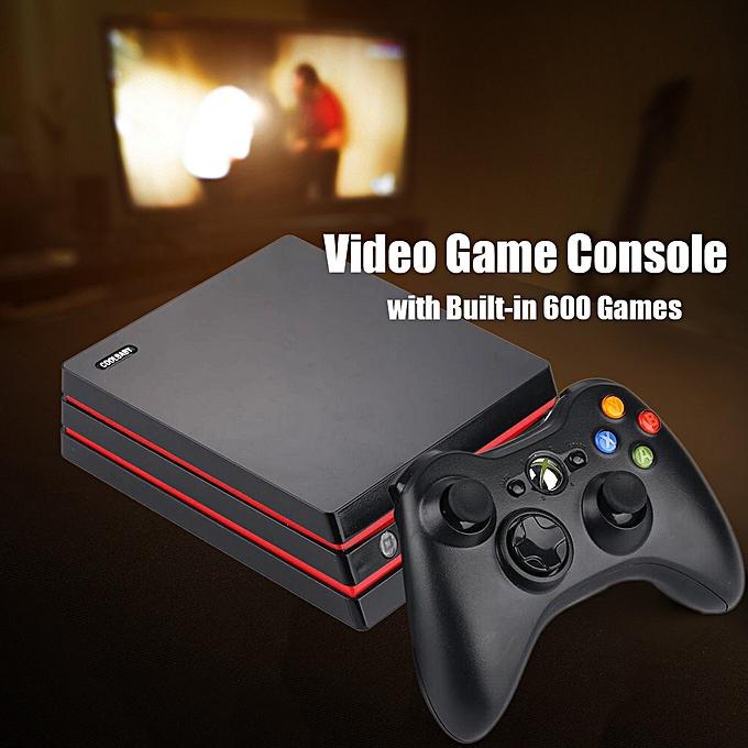 Autre Game Console Handheld Gaming Player Built-In 600 Games Mini Family EntertainHommest à prix pas cher