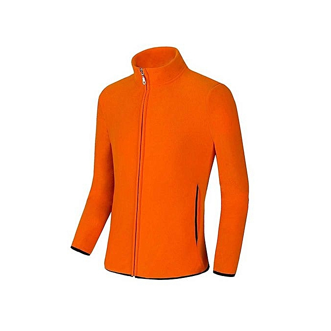 Fashion Casual Solid Couleur Stand Collar Long Sleeve Male Coat à prix pas cher