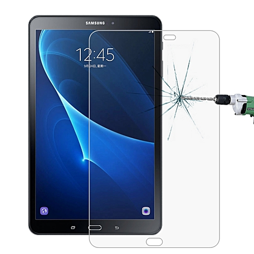 7d4d509ed7a UNIVERSAL For Galaxy Tab A 10.1 (2016)   P580   P585 0.26mm 9H Surface  Hardness 2.5D Explosion-proof Tempered Glass Screen Film