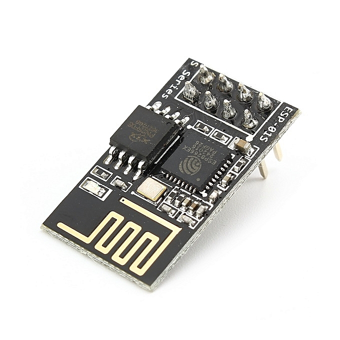 UNIVERSAL 3Pcs ESP8266 ESP-01S Remote Serial Port WIFI Transceiver Wireless Module à prix pas cher