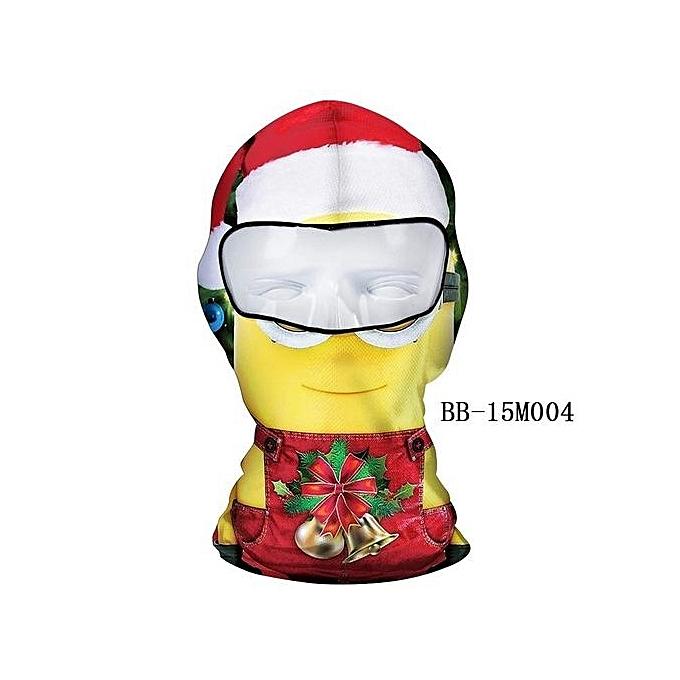 UNIVERSAL Face Mask à prix pas cher
