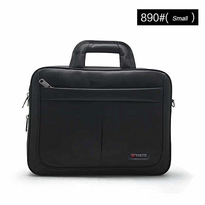 Other 2019 New Arrival High Quality Business Man Briefcase Men Oxford Laptop Handbags Boy Large Capacity Waterproof Notebook File Bags(890 Small) à prix pas cher