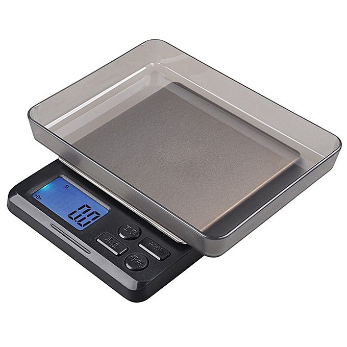 Other Hot Sale Precision Jewelry Scales 1000g 0.1g Weigh Digital LCD Display Mini Electronic Pocket Scale Balance Scale( ) à prix pas cher