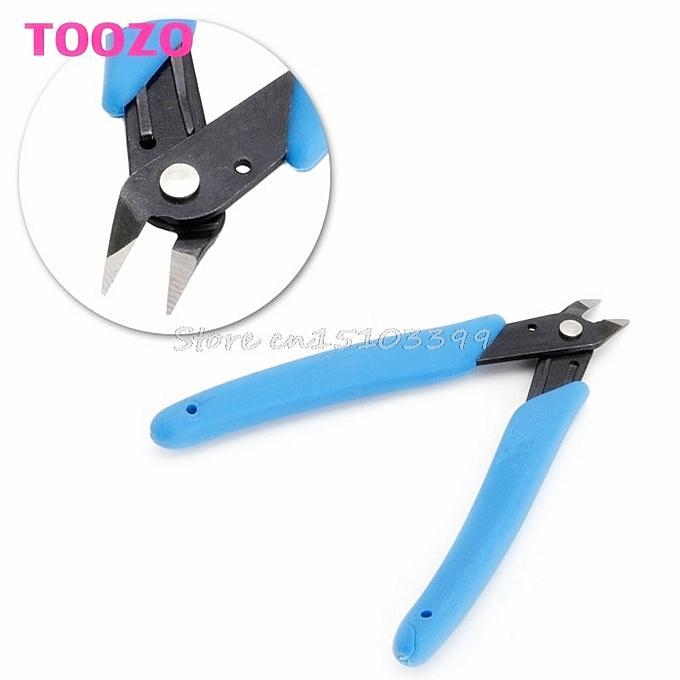 Other Diagonal Side Flush Cutter Electric Wire Cutting Wire Shears Nipper Repair Plier à prix pas cher