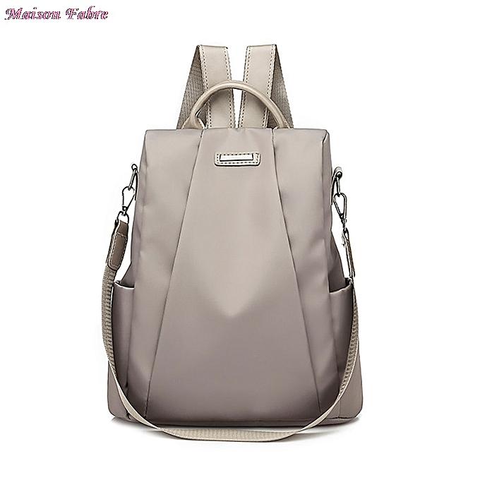 Other sacpack femme femmes voyage sac à dos voyage sac anti-theft Oxford cloth sacpack  3(B) à prix pas cher