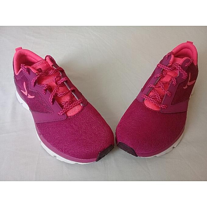 df2bd0a34af28 Chaussure de marche femme legere èspadrilles de sport, Chaussure  confortable jogging et footing de Ville