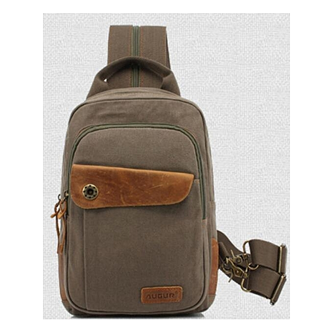 OEM New style hommes Pack Vintage Shoulder Bag For Men Canvas Travel Crossbody Bags à prix pas cher