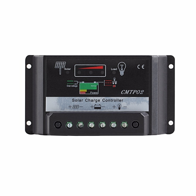 Other 1pc 30A 12V 24V Panel Battery Regulator PWM Solar Charge Controller LED Screen Top Sale à prix pas cher