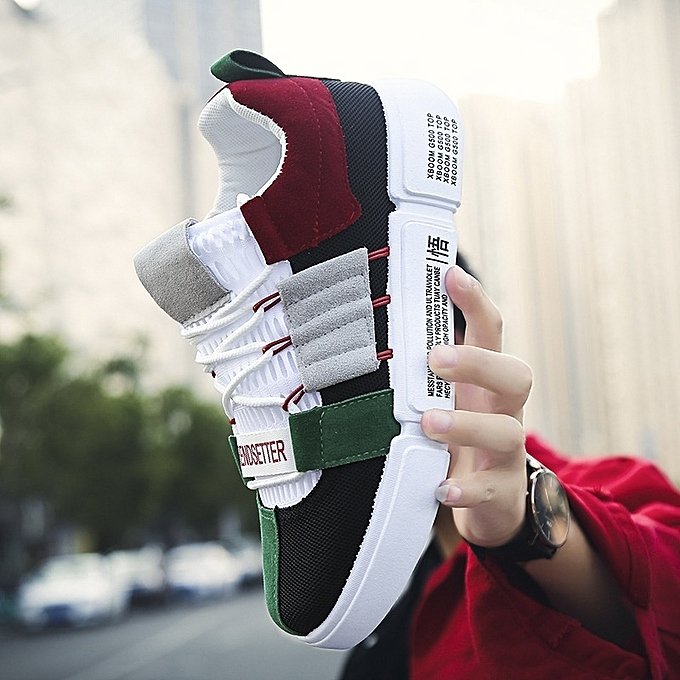Autre Students  's Breathable Flat Flat Breathable Sneakers à prix pas cher    Jumia Maroc 5063f8