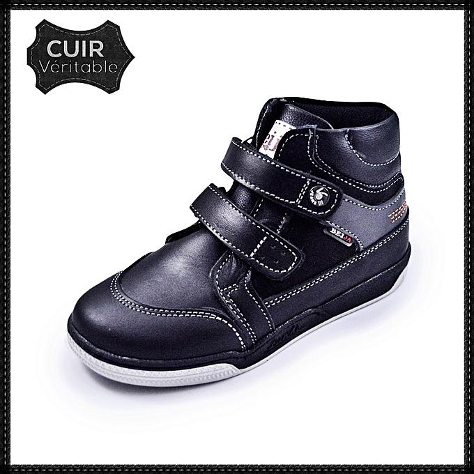 66d7e02ced9b0 Beija Chaussure En Cuir