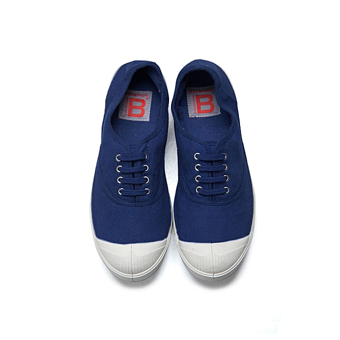 size 40 c1633 9607c Tennis Lacets Homme - Bleu vif